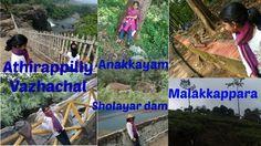 One Day Trip to Malakkappara Jungle Safari #onedaytrip #malakkaparajunglesafari #athirappilly #vazhachal #sholayar #malakkappara#youtubers #kidsvlog