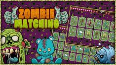 Matching Card Game now with zombie theme , zombie war game now on card match 2 game which is action puzzle zombie games . zombie battleground game w Zombie attach you if you are wrong select the zombie , zombie adventure game with cool zombie game for kids . zombie 2d game or zombie 3d game crazy zombie and matching card game for you . zombie offline game zombie online multiplayer game zambie and zombies game card matching adventure zombies free zombies clicker and more #zombies #matching #actio Games W, Games For Kids, Games To Play, Card Games, Games Zombie, Offline Games, Solitaire Games, Matching Cards, Games For Children