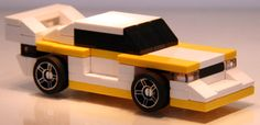 These Lego cars are small and perfect