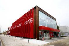 EXPO 2015 Milano,Italia: Padiglione espositivo della coca-cola............wrap1
