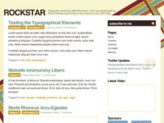 15 Brilliant Themes For Your Personal Websites