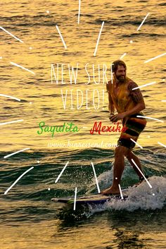 **NEW SURF VIDEO**  I was lucky enough to go with the travel crew from La Redonda Sayulita Hostel to a perfect surfspot in Sayulita, Mexiko. The Rviera Nayarit is awesome, with perfect waves for rookie's or pro's. Enjoy the video!