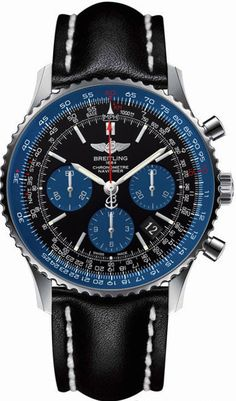 Breitling Watch Navitimer 01 Blue Edition Watch available to buy online from with free UK delivery. Breitling Navitimer, Breitling Superocean Heritage, Breitling Watches, Herren Chronograph, Watches Photography, Limited Edition Watches, Cool Watches, Men's Watches, Luxury Watches For Men