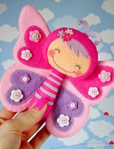 Creatività - Lavoretti con il Pannolenci per Bambini ~ Il Magico Mondo dei Sogni