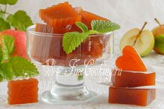 Яблочный мармелад - рецепт с фото