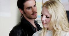 Captain Swan. Emma & Hook. Once Upon a Time. OUaT. Season 4 Episode 5