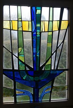 Abstract Stained Glass | photo