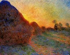 monet haystacks - Bing images