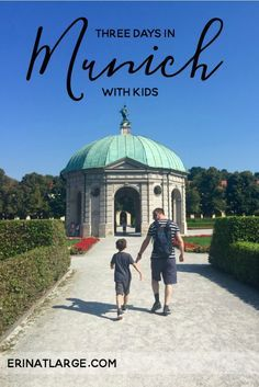 The Munich zoo, great biergartens with playgrounds inside (!), the English Garden and more.