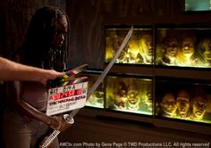 the walking dead behind the scenes | The Walking Dead Season 3: Behind the Scenes