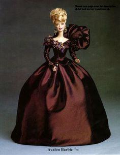 Bob Mackie's Avalon Barbie