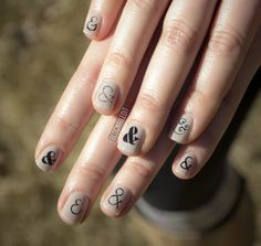 Ampersand Nail Art - Nailed It
