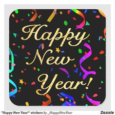 Happy New Year Signs, Happy New Year Stickers, Happy New Years Eve, Happy New Year Images, Happy New Year 2019, New Year Wishes, Happy Year, New Years Eve Images, Happy New Year Wallpaper