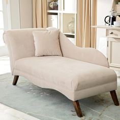 Home Interior, Chaise Lounge as Comfortable in Star Hotel: White Chaise Longue For Bedroom Chaise Lounge Indoor, Lounge Sofa, Sofa Chair, Chaise Lounge Bedroom, Chaise Sofa, Outdoor Lounge, Sofa Bed, Bedroom Couch, Bedroom Furniture