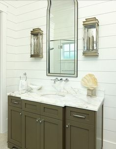 panel and plank - #Home #Decor Find More Decor Ideas at:  http://www.IrvineHomeBlog.com/HomeDecor/  ༺༺  ℭƘ ༻༻  and Pinterest Boards   - Christina Khandan - Irvine California