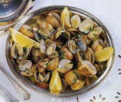 And here is my favorite clam dish!