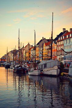 Eurphoria — breathtakingdestinations:   Copenhagen - Denmark...                                                                                                                                                                                 More