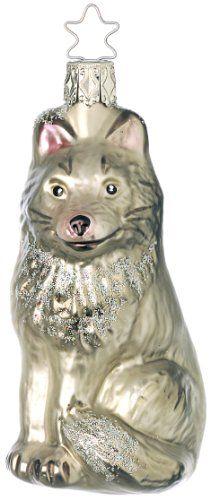 Inge-glas 85108606 Wolf, 10.5 cm 1 Stück /Box Glasornament, mundgeblasen und handbemalt Inge-glas http://www.amazon.de/dp/B0095T85G8/ref=cm_sw_r_pi_dp_2DROub0B7HXCJ