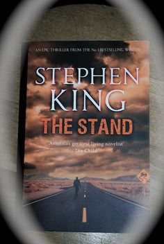 stephen king...I loved this, The Tommyknockers and The Dead Zone and The Shining and Firestarter and...I need to reread
