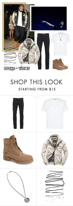 """""""DRAKE - VIEWS"""" by youaresofashion ❤ liked on Polyvore featuring Paul Smith, Timberland, Superdry, Ann Demeulemeester, men's fashion, menswear, DRAKE, views and 60secondstyle"""