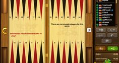 backgammon Enough Is Enough, Cube