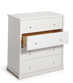 Buy Your Boori Urbane  Drawer Chest Solid White From Kiddicare Boori Urbane White Online