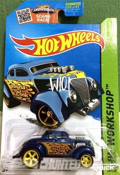 2015 Hot Wheels Pass'n Gasser Super Treasure Hunt