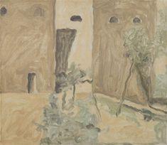 Giorgio Morandi - PAESAGGIO (LANDSCAPE), 1962, oil...