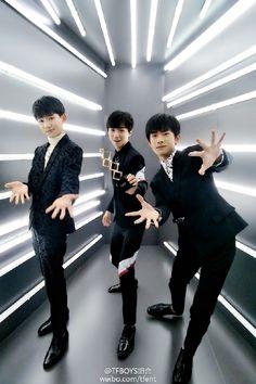 TFB0YS- 易 洋 千 玺 's Weibo_Weibo