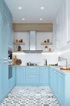 Wooden Door Design Decor 44 Ideas For 2019 Kitchen Room Design, Home Room Design, Interior Design Kitchen, Kitchen Decor, Kitchen Ideas, Wooden Door Design, Wooden Doors, Best Hacks, Pastel Kitchen
