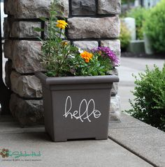 decorating front door entryway with flowers - Google Search