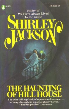 Image result for The Haunting of Hill House book cover