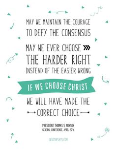 May 2016 Visiting Teaching Printable - Free for your use! Print one off and share it with the ladies you visit with each month. Visiting Teaching Message, Visiting Teaching Handouts, Lds Quotes, Religious Quotes, Inspirational Quotes, Speech Therapy Activities, Play Therapy, Relief Society Activities, College Quotes