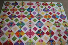Image result for scrap baby quilt
