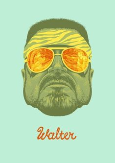 BROTHERTEDD.COM - brothertedd: The Lebowski Series by Bubble Gun Good Movies On Netflix, Great Movies, Cali, The Big Lebowski, Alternative Movie Posters, Fan Art, Animation, Film Posters, Poster
