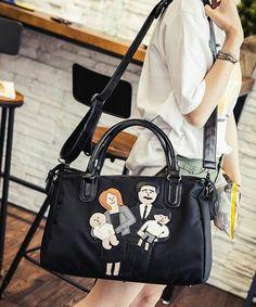 Fashion Bag 6694 40x15x30 210rb