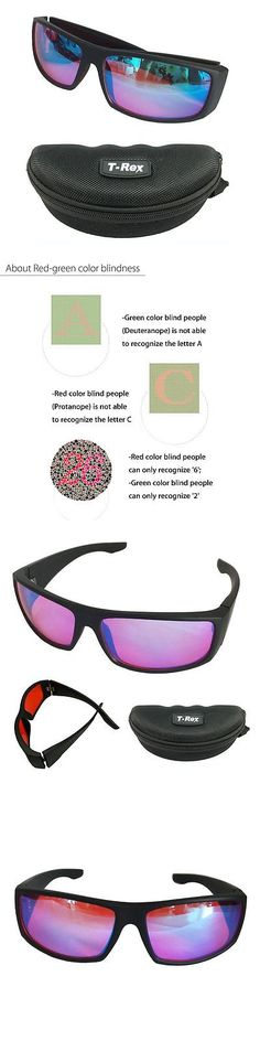 Other Vision Care: Useful Color Blind Correction Glasses Vision Care Color Blind Glasses + Bag Case -> BUY IT NOW ONLY: $43.88 on eBay!