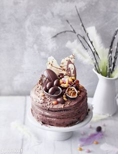 Sweet Pastries, Rocky Road, Piece Of Cakes, Easter Recipes, Cakes And More, No Bake Desserts, Let Them Eat Cake, Yummy Cakes, Baking Recipes