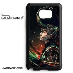 Loki Art Phone case for samsung galaxy note 5 and another devices