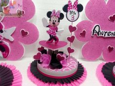 MINNIE MOUSE. Publicado por Carolina Verdejo ...