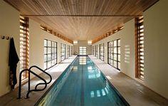 Atendendo a vários pedidos que chegaram por email, pedindo algumas ideias de piscinas diferentes, selecionamos 7 piscinas bem modernas, dessas com estilo d
