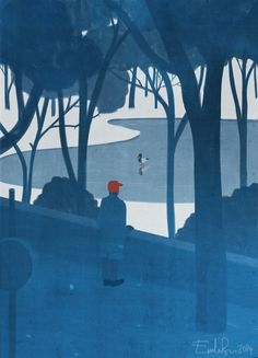 Where do the ducks go in the winter? Emiliano Ponzi
