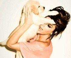 szczeniacka miłość ;-) http://www.animalpresent.pl/