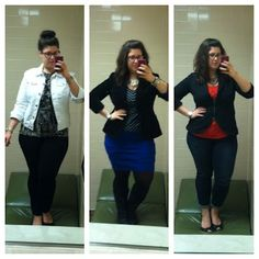 fatale fashion - A cute, plus-sized girl from New Jersey.  She talks plus size fashion.  I get a lot of ideas looking at her outfits.