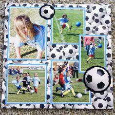 scrapbook soccer | Soccer '11 - dd - p2 - Scrapbook.com