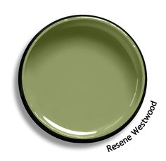 Resene Westwood is a fresh earthy green oxide, a touch of avocado and salad greens. (Color Pantone Deep Lichen Green this is green I want!