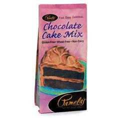 Just made this cake.  Best gluten free cake mix I've tried and I've tried quite a few! This is a keeper!