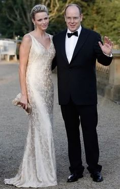 Prince Albert & Princess Charlene of Monaco