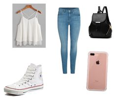 """""""🙄🙄🙄"""" by izzyyx on Polyvore featuring Converse and Belkin"""