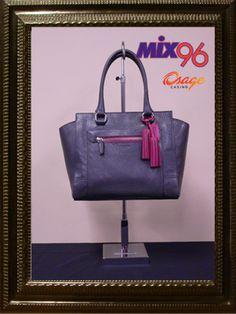 Mix 96 Pick Your Purse - Purse #5 http://www.mix96tulsa.com/s/pick-purse/